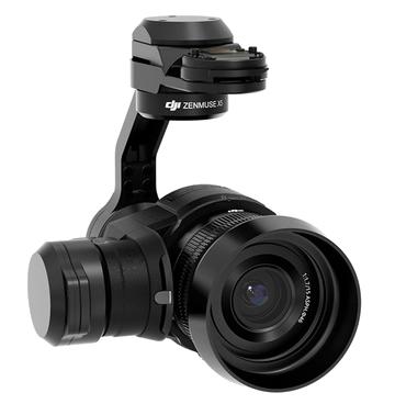 Caméra DJI Zenmuse X5